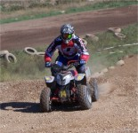 Grant Gartside #14 ATV Champion